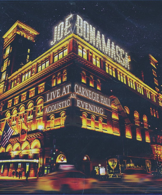 Live At Carnegie Hall – An Acoustic Evening